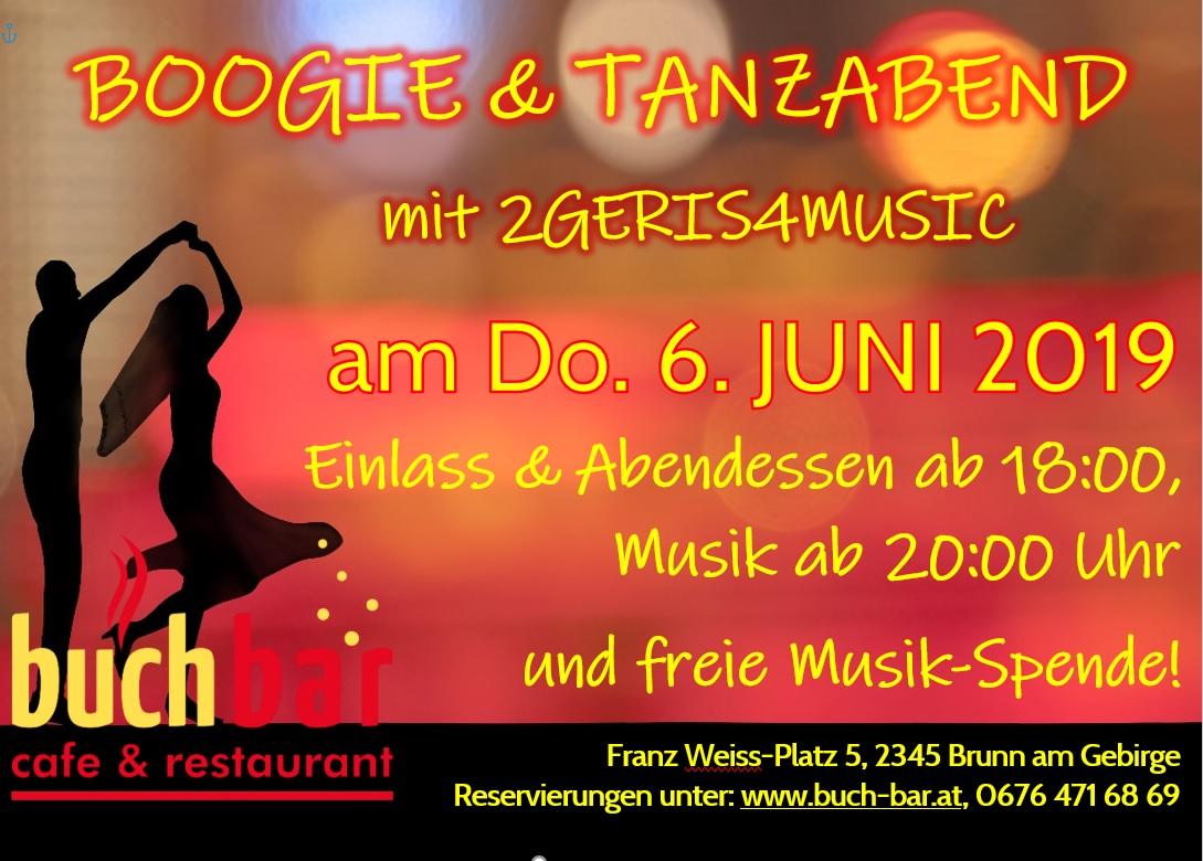 Tanz- und Boogie-Abend